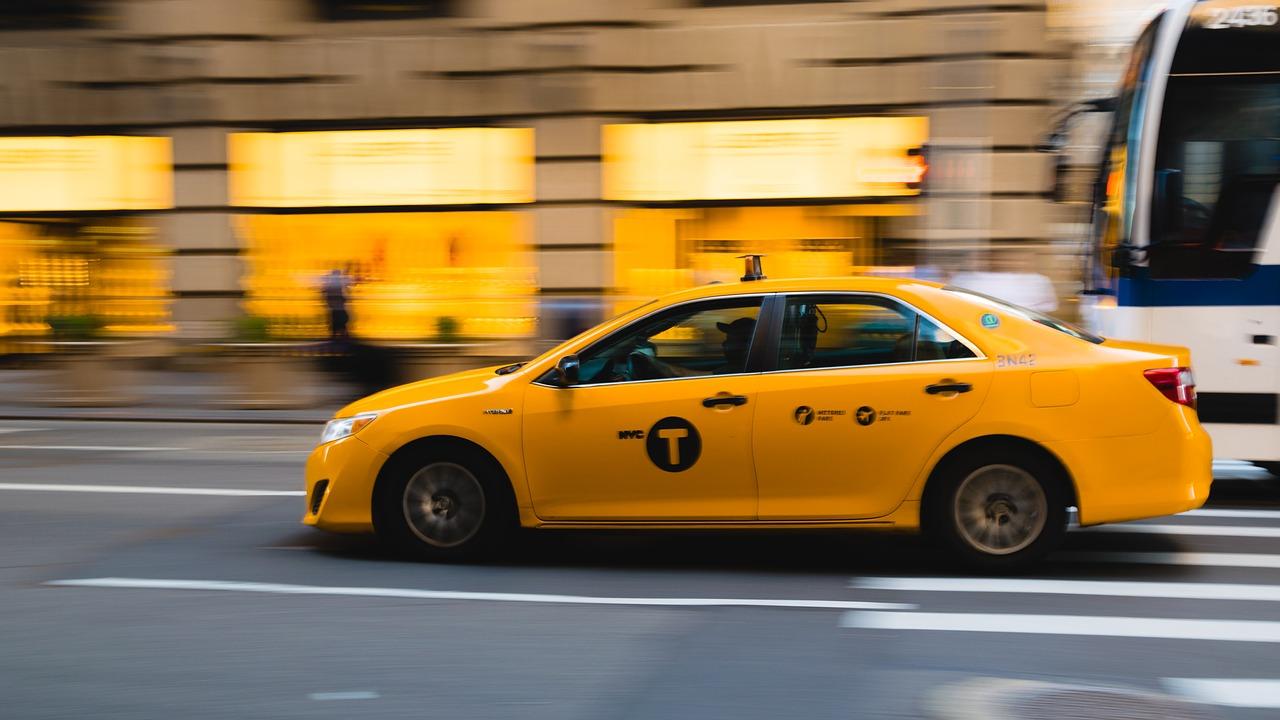 Jazda taksówką